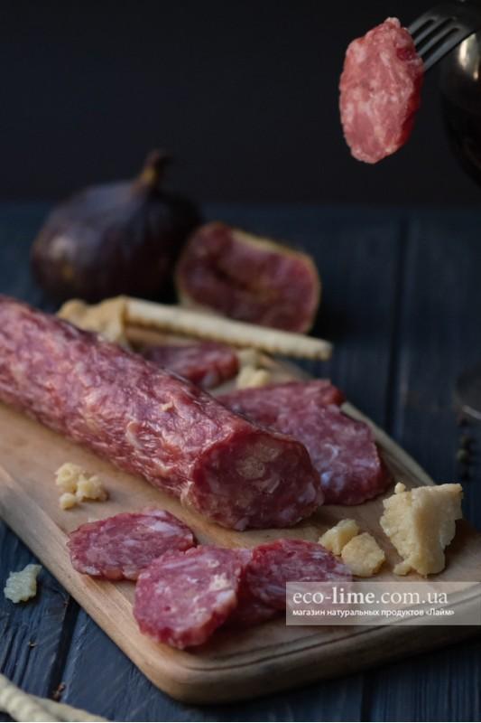 Колбаса Свинина с пармезаном ТМ Шмат мяса