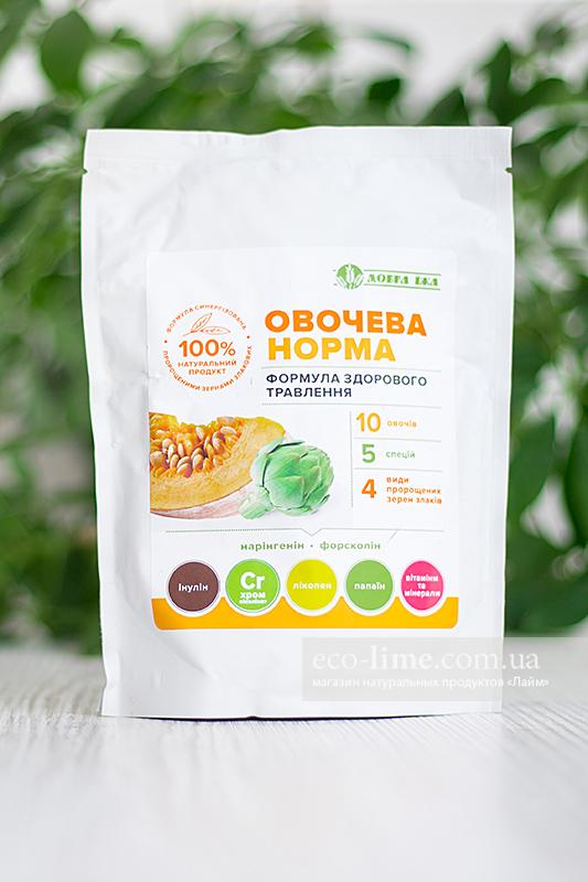 """Овощная формула """"Добрая еда"""" , 150 г"""