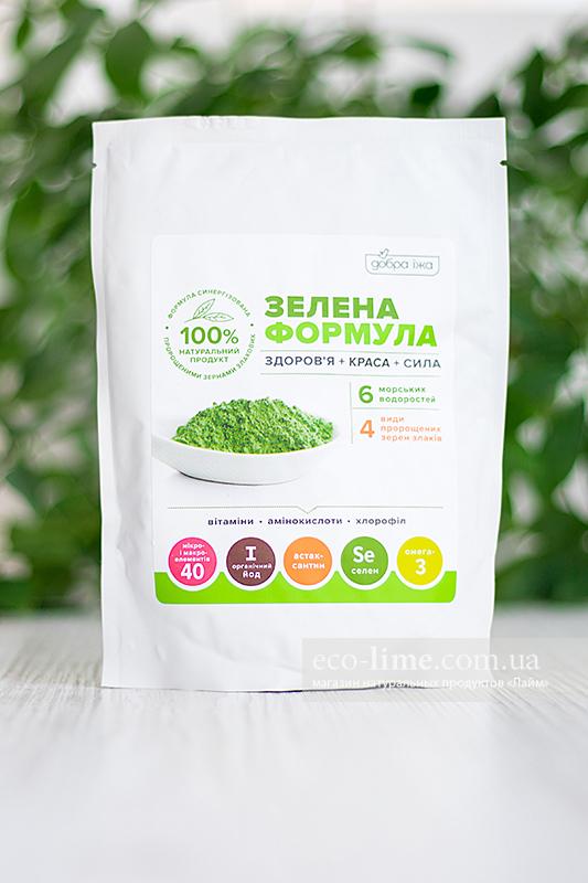 """Зеленая формула, морские водоросли """"Добрая еда"""", 150 г"""