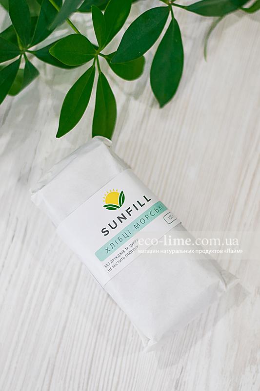 Хлебцы Sunfill Морские 100г (SunFill)