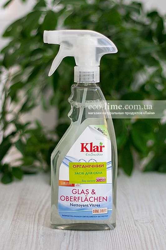 КЛАР (Klar) Органическое средство для стекол