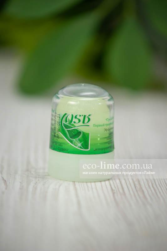 Дезодорант алоэ минеральный (Таиланд)