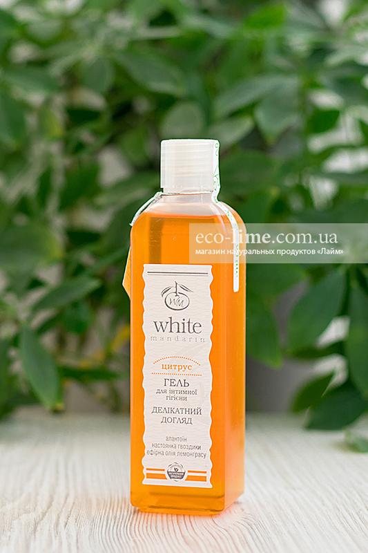 Гель для интимной гигиены White Mandarin, 250 мл