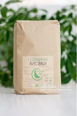 Отруби пшеничные ОрганикЭкоПродукт, 0,500 кг