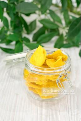 Манго сушеный премиум (без сахара)