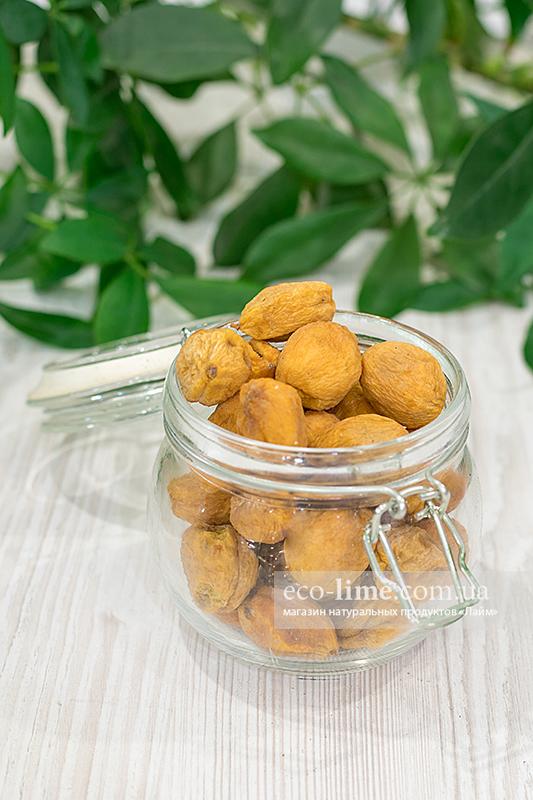 Урюк (сушеный абрикос с косточкой) без сахара, кг