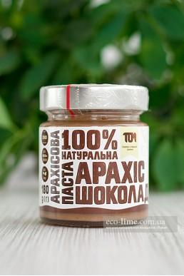 Арахисовая ТОМ паста шоколадная