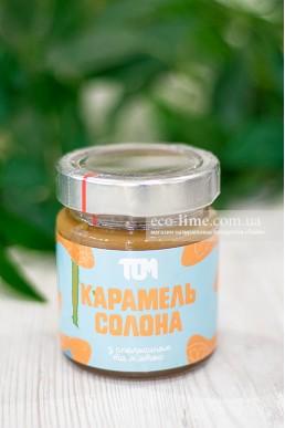 ТОМ Карамель соленая с апельсином и мятой (200 г)