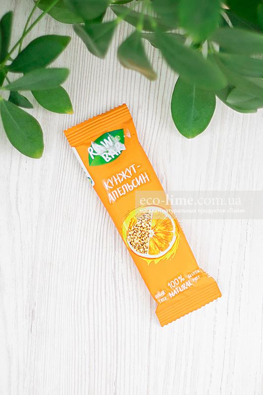 Батончик Sunfill Апельсин-Кунжут 35г