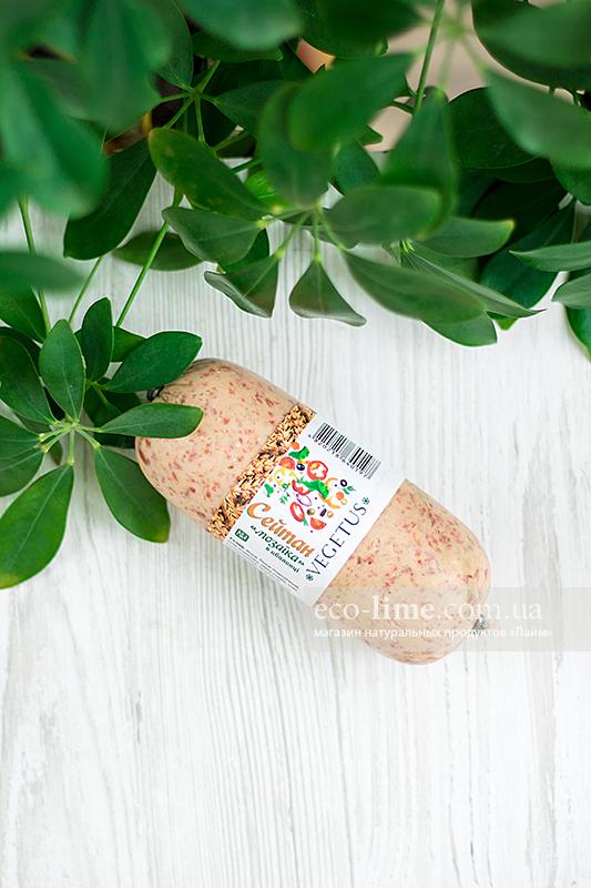 "Колбаса пшеничная ""Мозаика"" Vegetus"