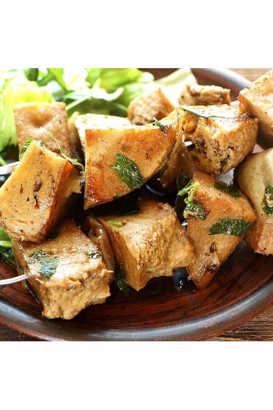 Шашлык вегетарианский из сейтана Vegiland, 500 г
